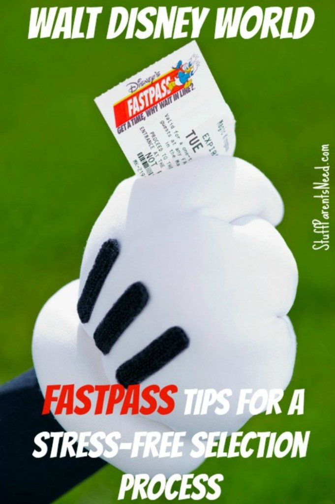 fastpass-disney-world tips