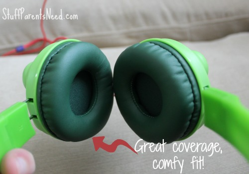 kazoo headphones for children 2