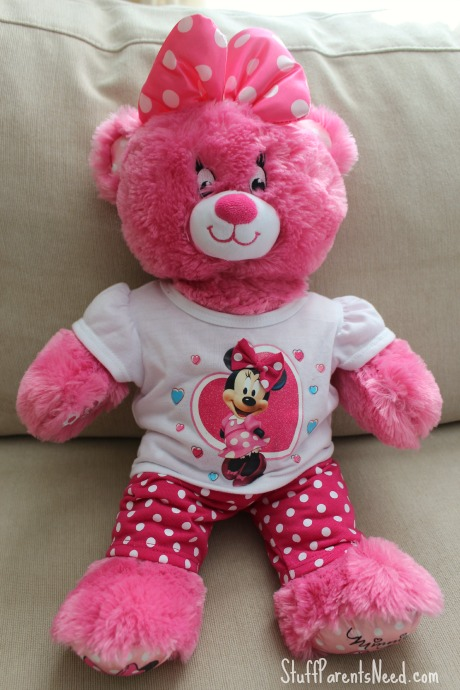 minnie bear 1