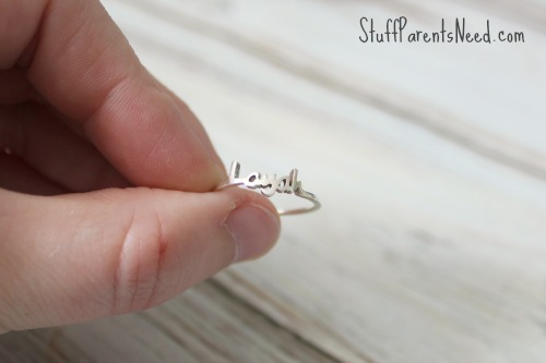 personalized stacking rings 1
