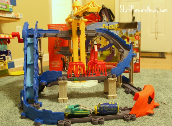 chuggington adventure set 1