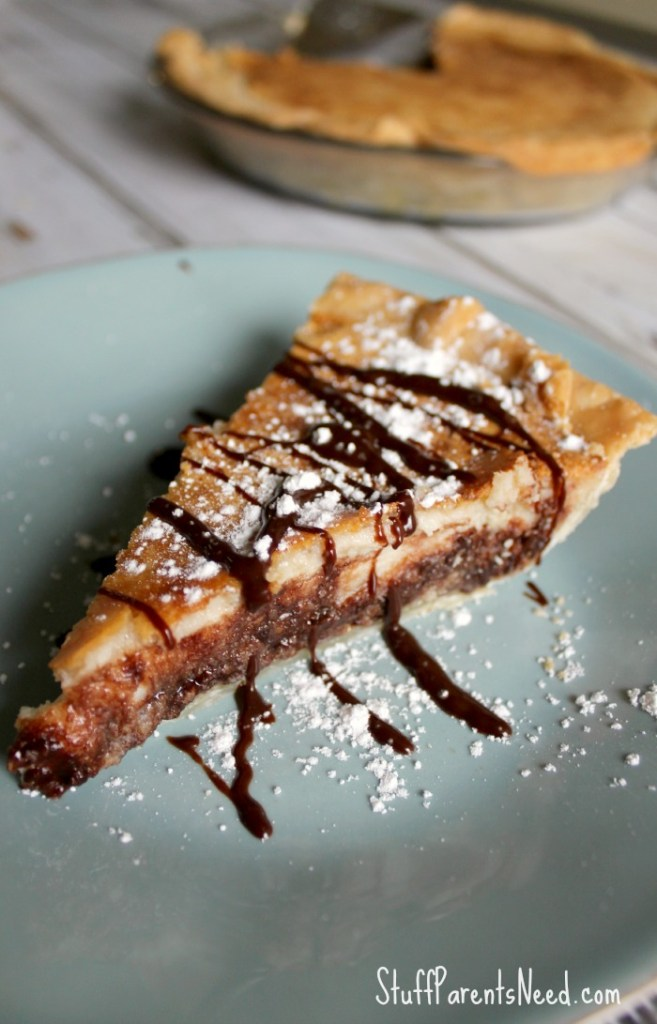 cannoli pie
