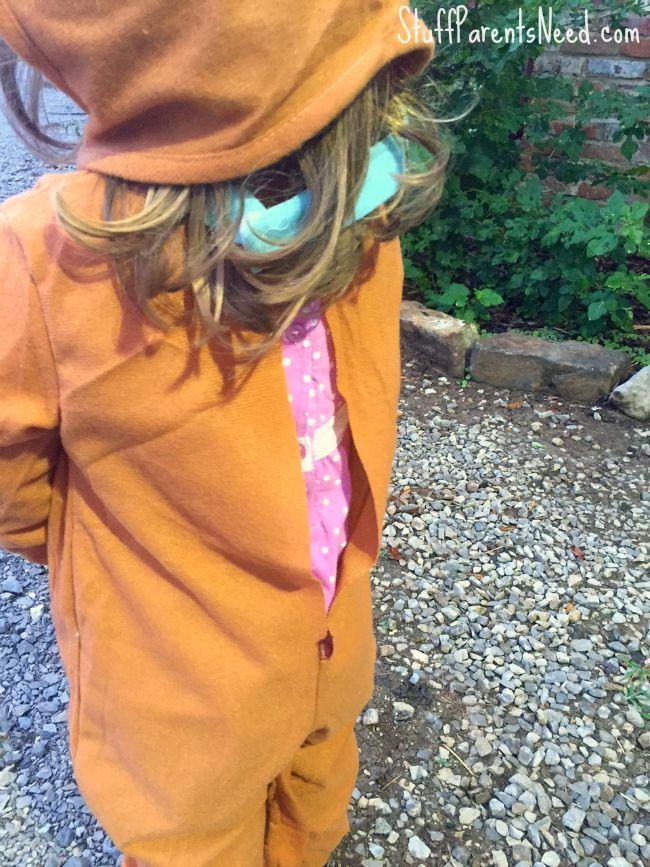 scooby doo costume 2
