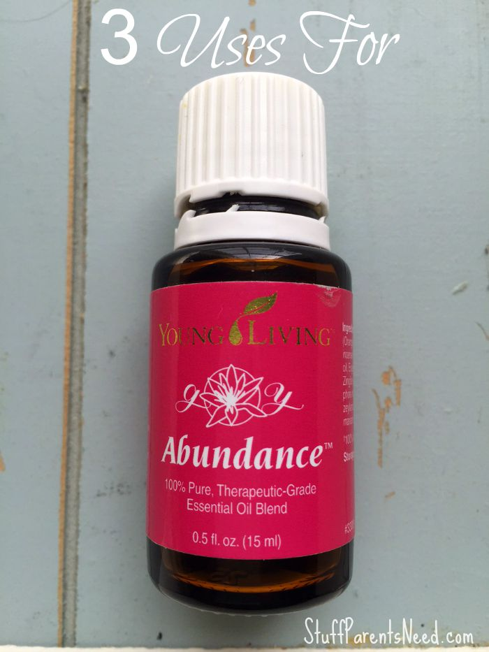 young living abundance