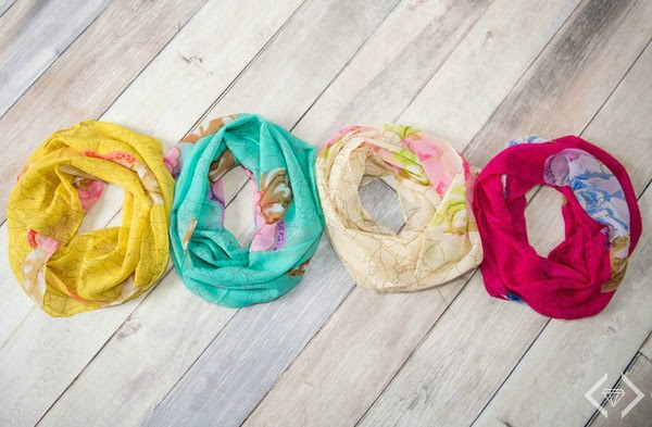 scarf clearance