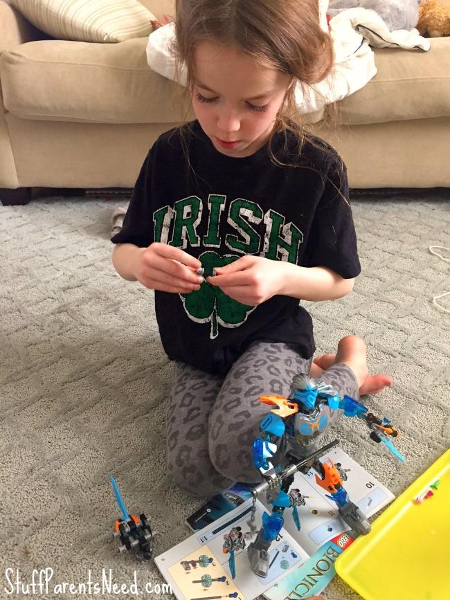 Netflix LEGO Bionicle
