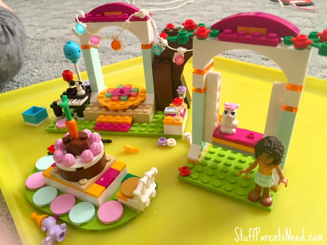Netflix LEGO Friends