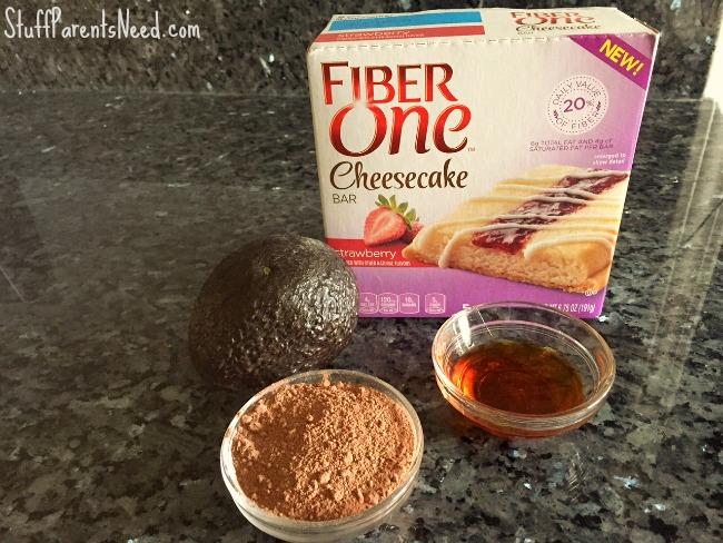fiber one cheesecake fondue 1