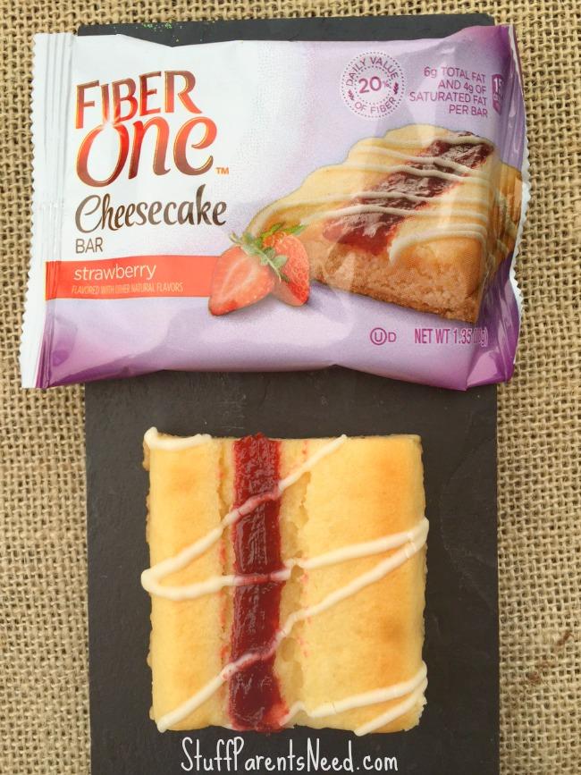 fiber one cheesecake fondue 2