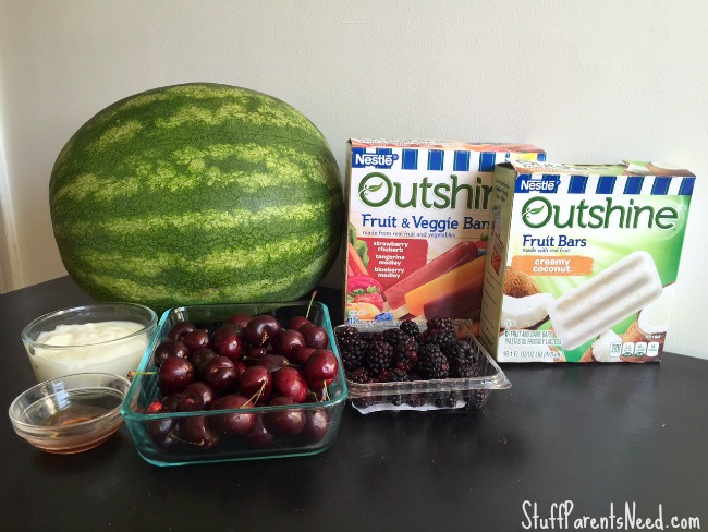 outshine frozen fruit salad