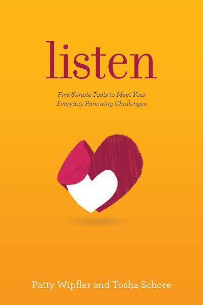 listen book cover