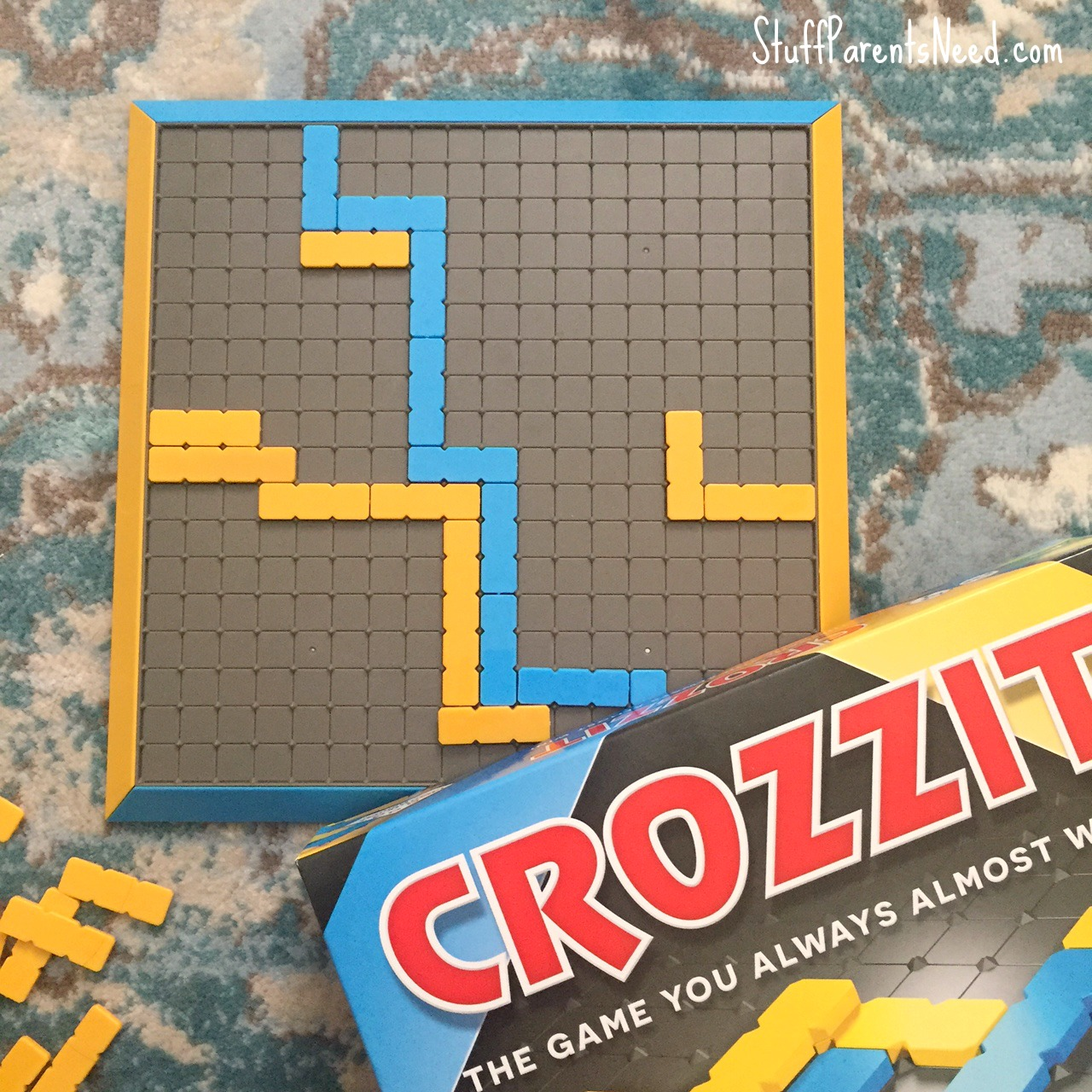 crozzit board game