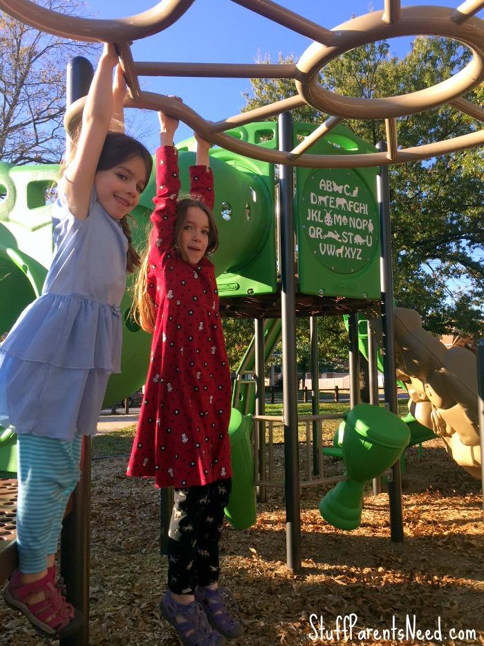 playground tour