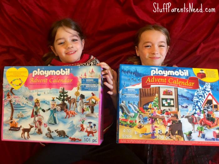 playmobil advent calendar 3