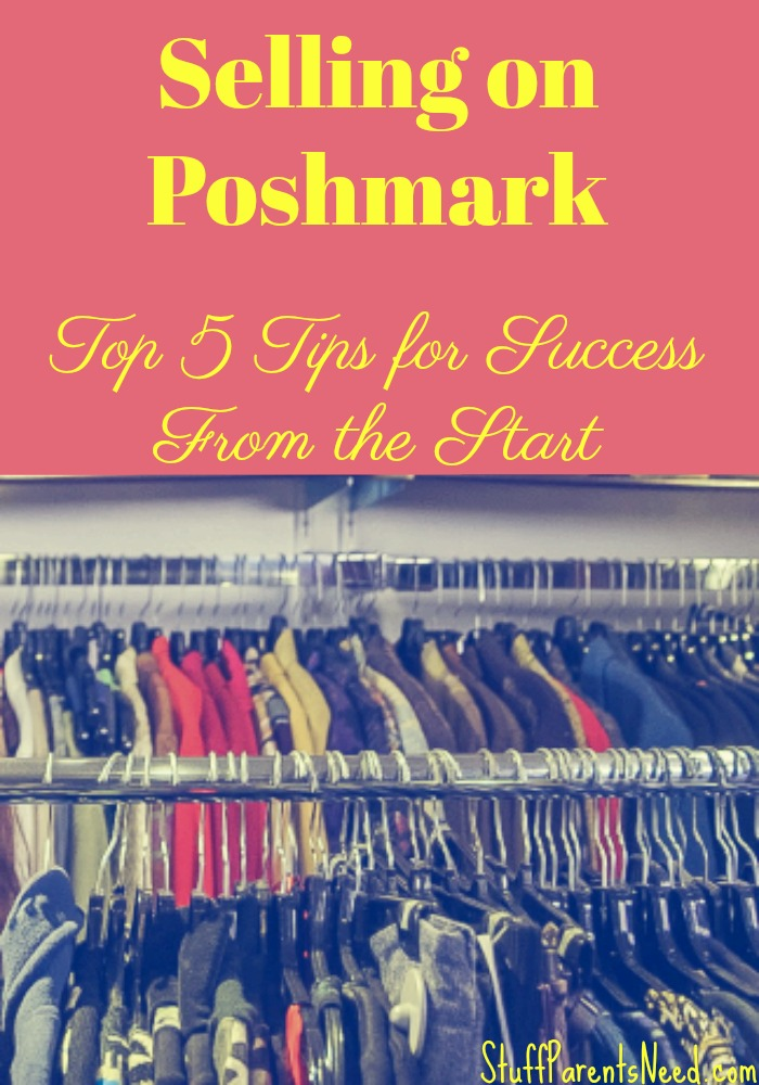 selling tips on Poshmark