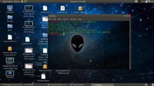 kali linux commands with examples