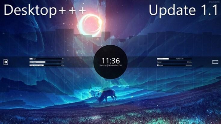 desktop ++