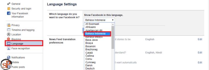 single facebook name