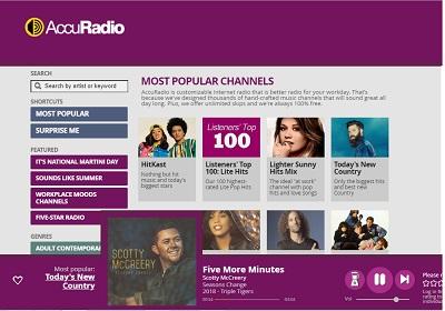 unblocked free music websites