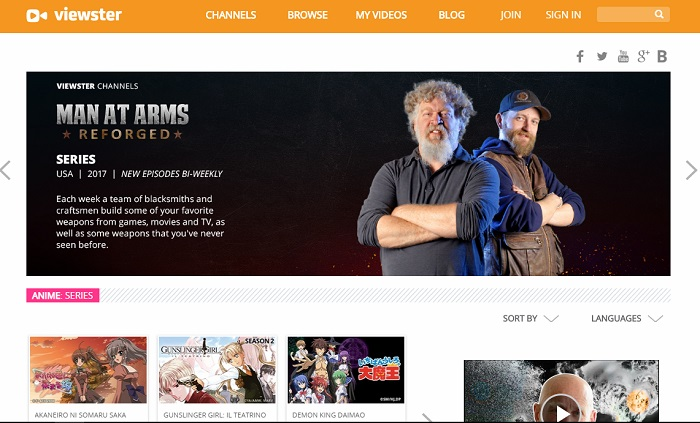 viewster free movies