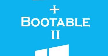 bootable usb from cmd