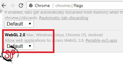 fix rat webgl hit a snag chrome