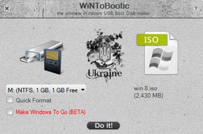 win2bootic bootable usb