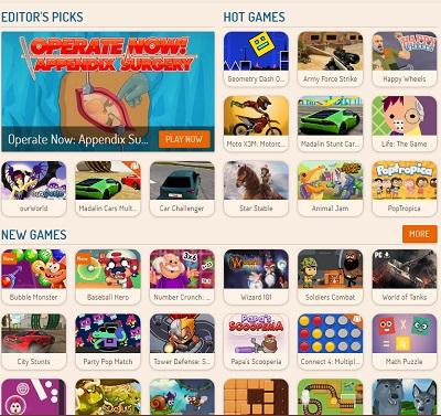 flirting games unblocked gratis play store game
