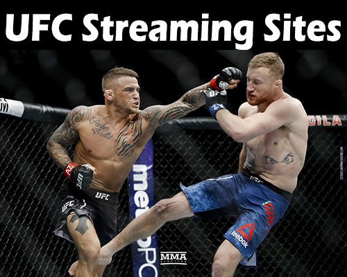 Best UFC Streaming Sites – UFC Live Streaming Online Free In 2019