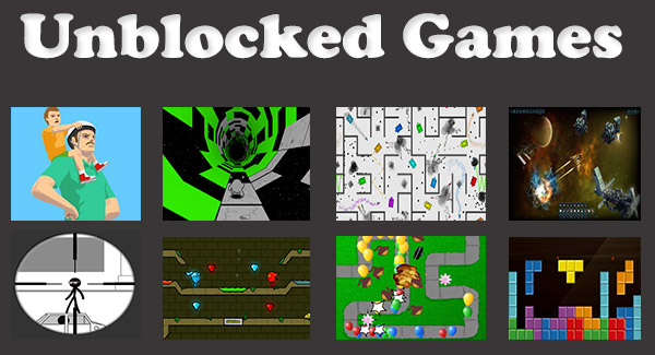 Unblocked Games | Best Unblocked Games Sites In 2019