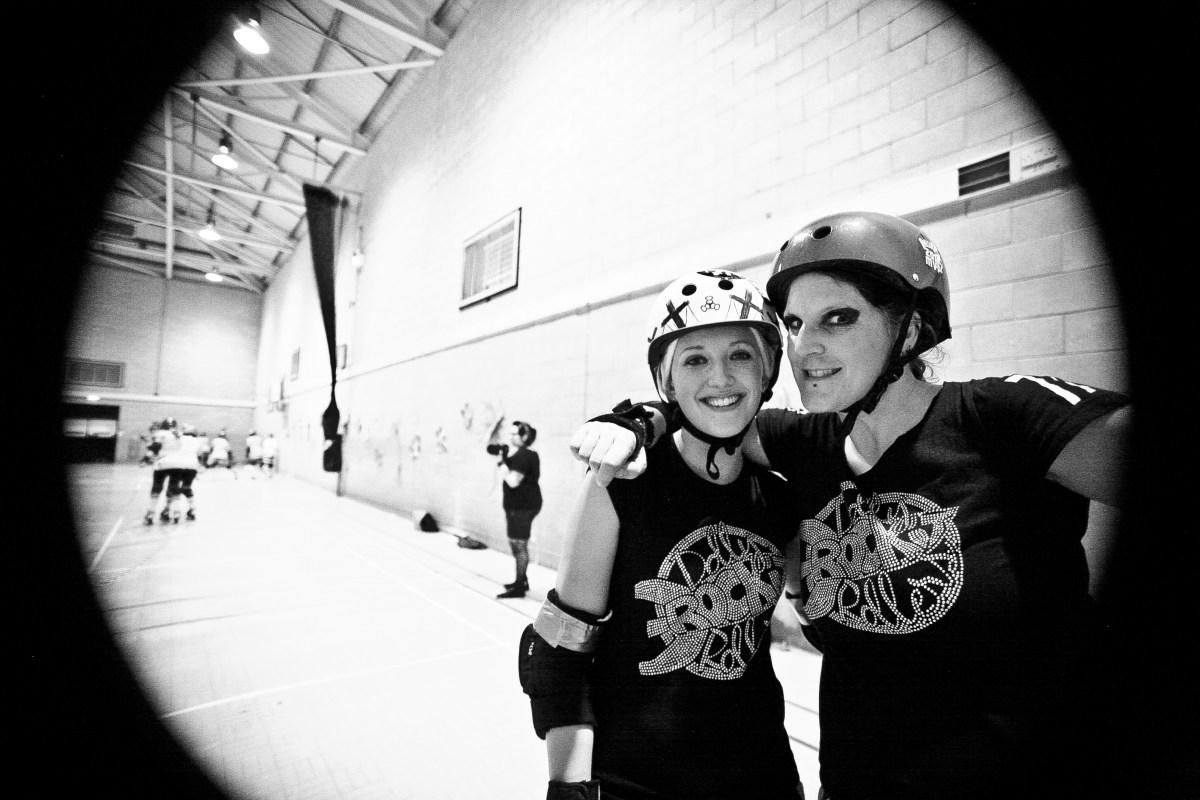 Me & my derby daughter Total FreyHem