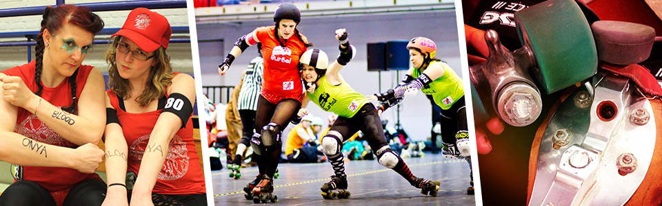 My 10yr History of Roller Derby: 2013 part 1