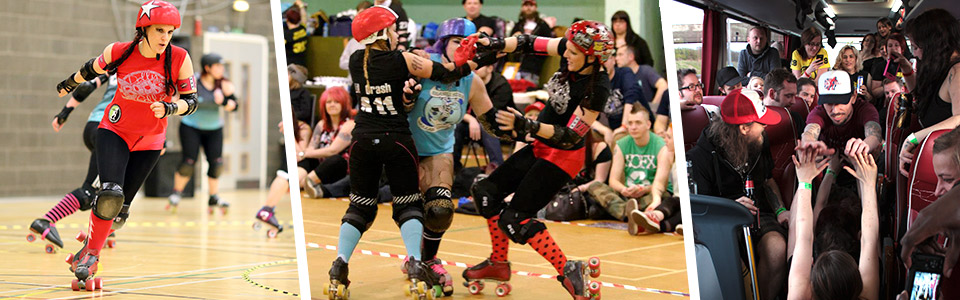 My 10yr History of Roller Derby: 2013 part 2