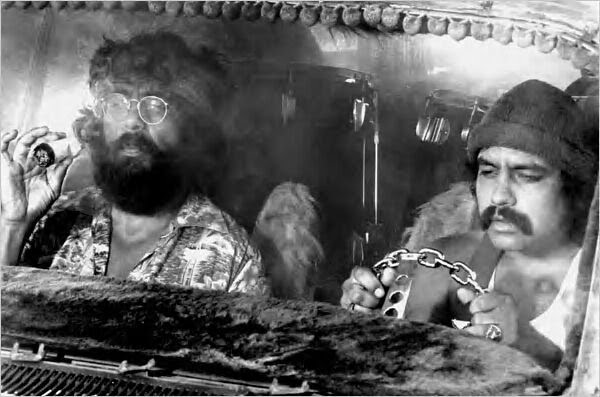 stoners like cheech and chong