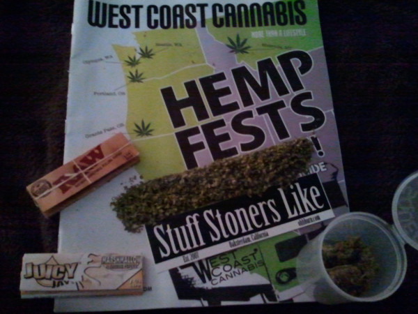 stuff stoners like cultists at hempfest in seattle