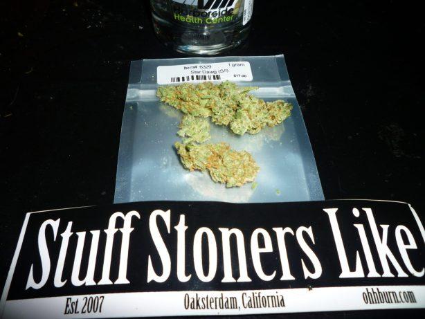 Star Dawg Marijuana Strain 4