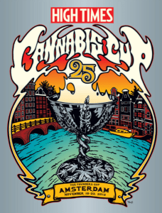 25 Annual High Times Cannabis Cup
