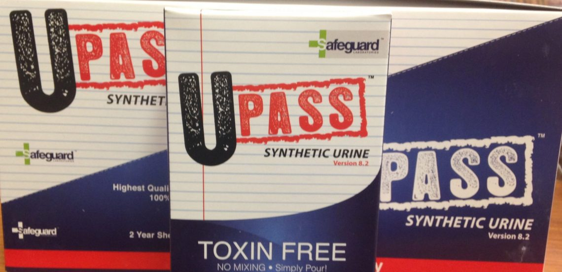 UPass Synthetic Urine Review