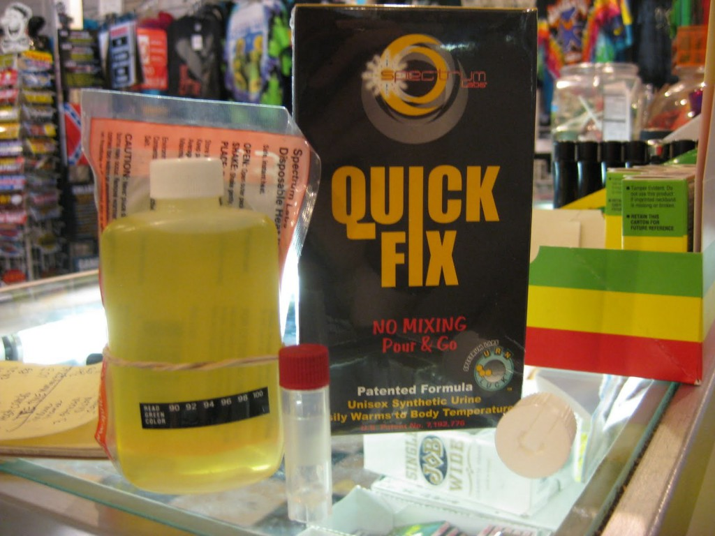 how long does synthetic urine last