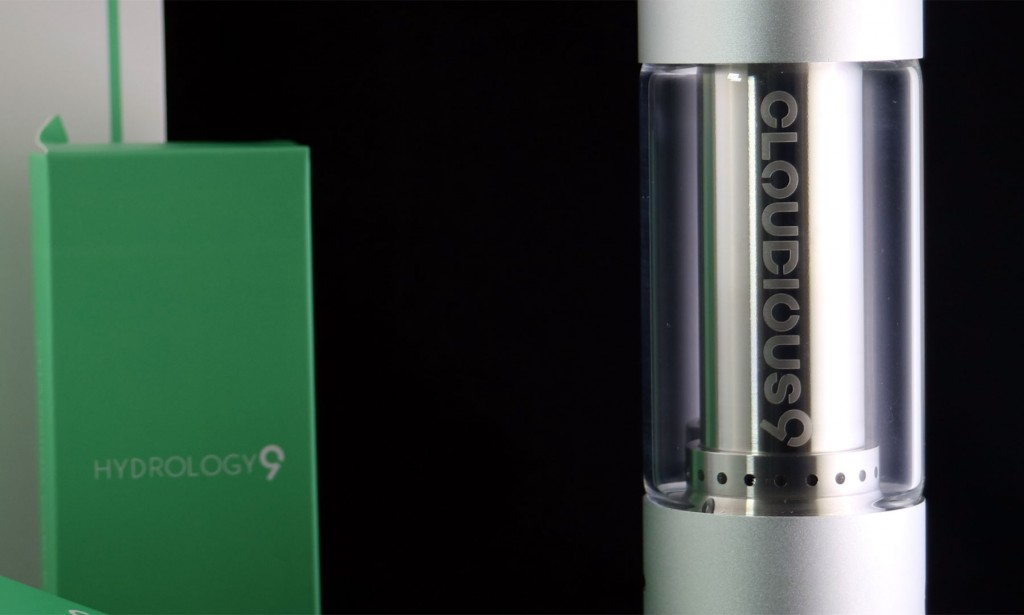 cloudious9 hydrology9 Liquid Filtration Vaporizer