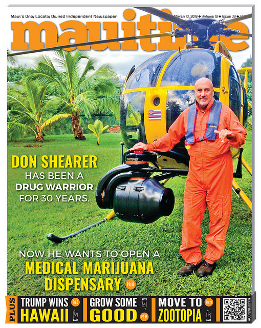 Don Shearer Marijuana Dispensary Owner and Pot Profiteer