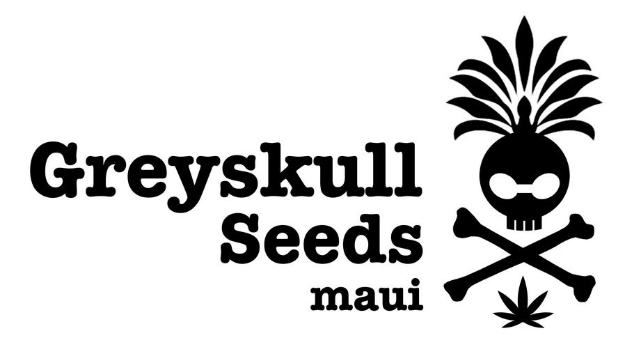 Grey Skull Seeds company logo