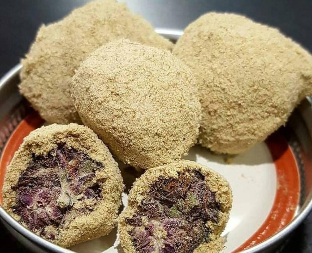 purple moon rock weed
