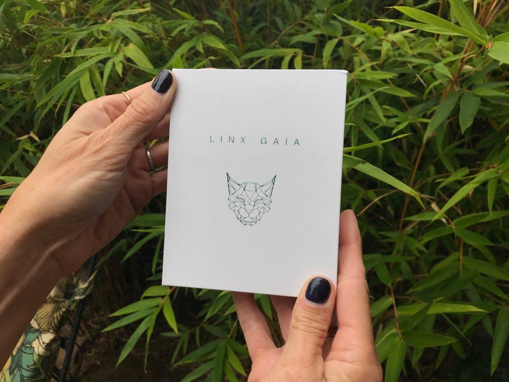 Linx Gaia Vaporizer box