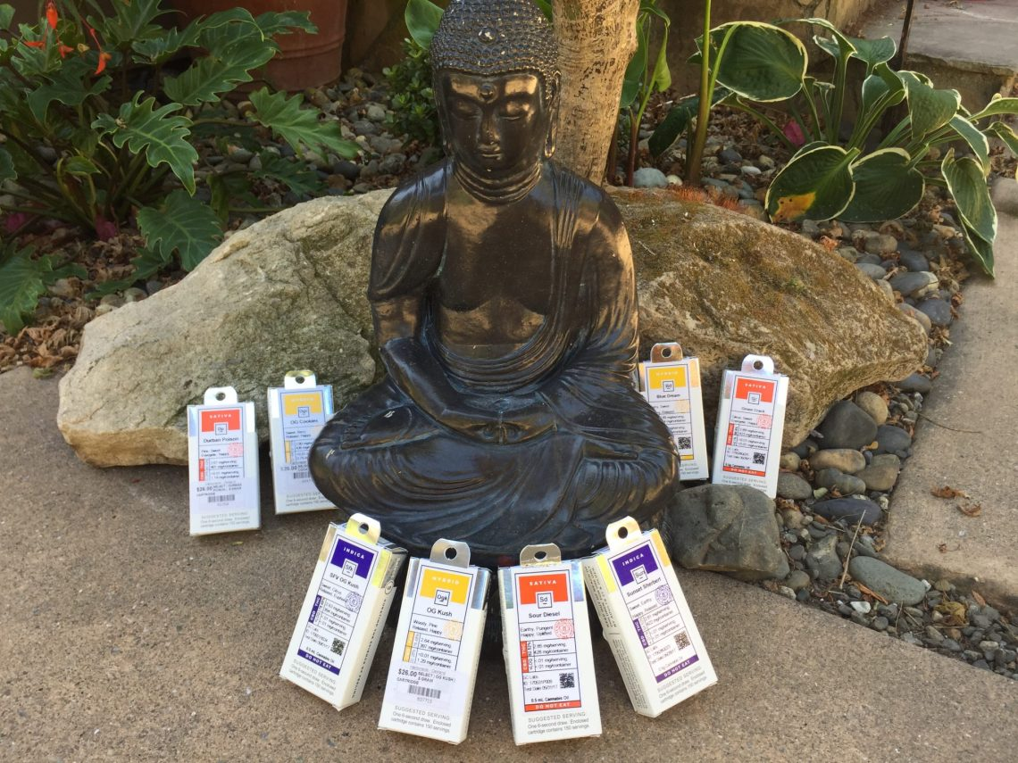 Select Carts Buddha