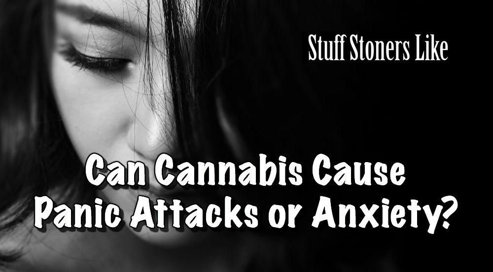 marijuana and anxiety