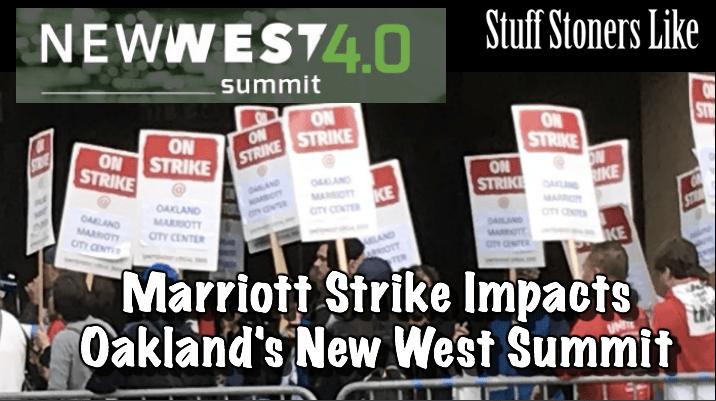 New West Summit Marriott Strike