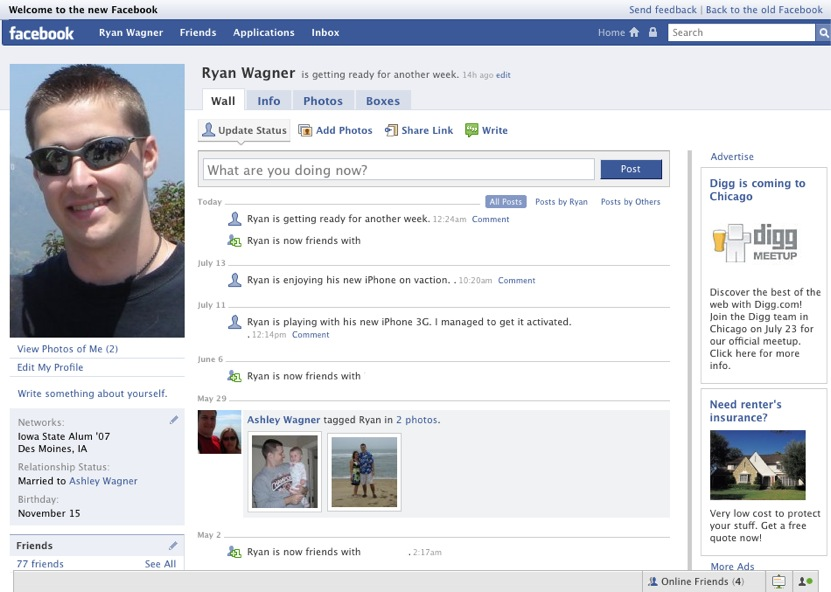 Choosing A New Facebook Profile Picture Is A Huge Decision