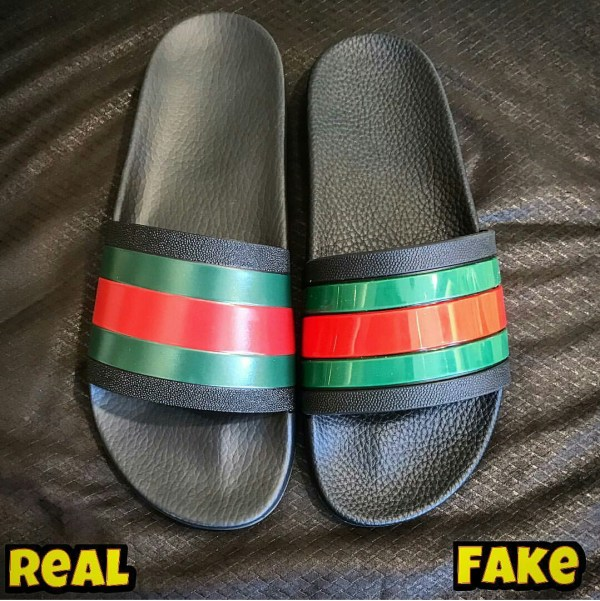 c26853404ff80 20+ Fake Gucci Slides Pictures and Ideas on Meta Networks