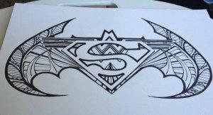 cool things draw easy drawing logos superheroes something bored stuff getdrawings